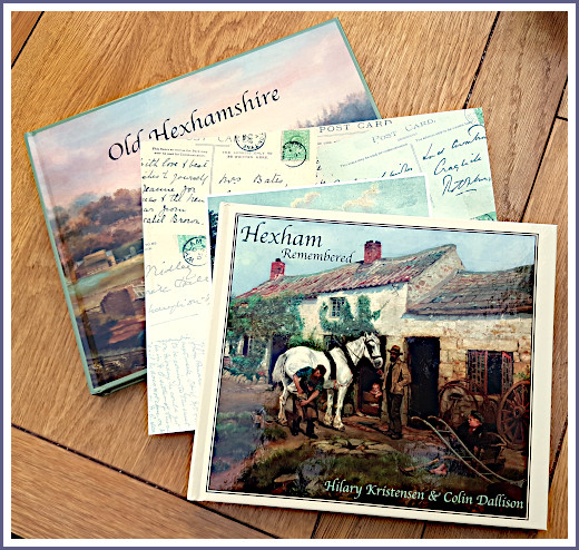 Hexham Remembered, Old Hexhamshire, Lost Houses of Northumberland - Wagtail Press
