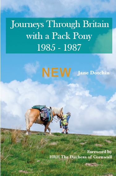 Journeys Through Britain with a Pack Pony 1985 - 1987