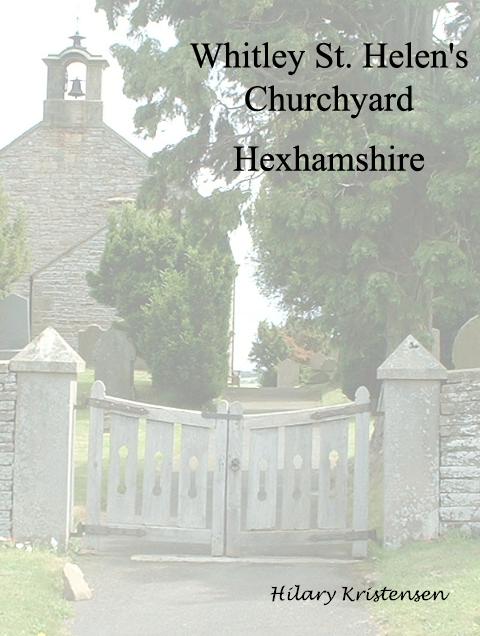 Whitley St Helens Churchyard Hexhamshire